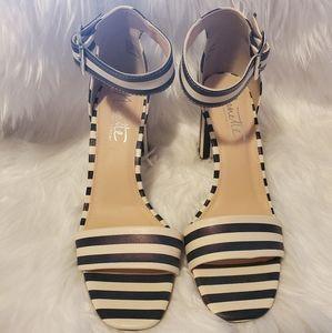 Brand New Size 9 Strappy Heel Sandals